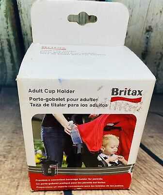 Britax B-Agile Adult Cup Holder Stroller Accessory  NEW