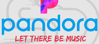 Pandora Plus Subscription Account 1 Year Warranty 12 Months