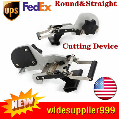 New Manual Portable WoodWork Edge Banding Machine Edgebander Hand End Trimmer