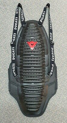 Ducati Performance Dainese Wave 13 Motorcycle Back Protector, 981560060, Size L