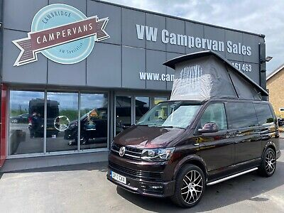 2017 67 Reg Vw T6 Highline 102Ps With Brand New Campervan Conversion