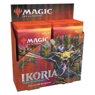 Magic Collector Booster Box Ikoria Lair of Behemoths (English)