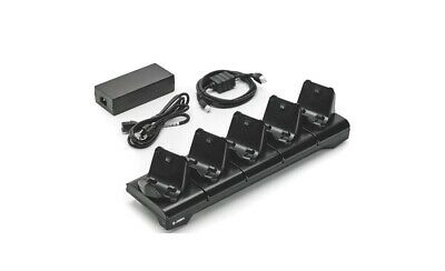 Zebra 5-SLOT Cradle Battery Charger For ZQ300 Series CRD-MPM-5SCHGUS1-01