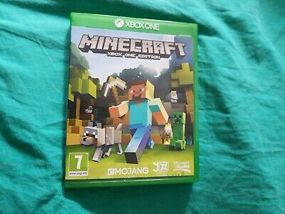 video games minecraft xbox one edition green mojang 2.9 inches both on 3/5/20 by