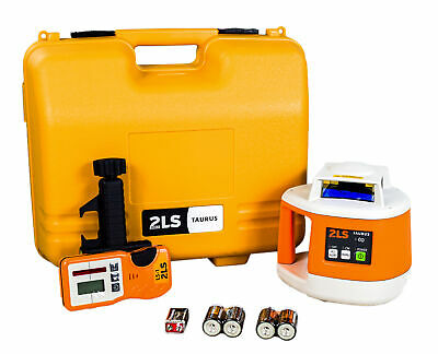 TOPCON RL-H3D Taurus Self-Leveling Rotary Laser Level