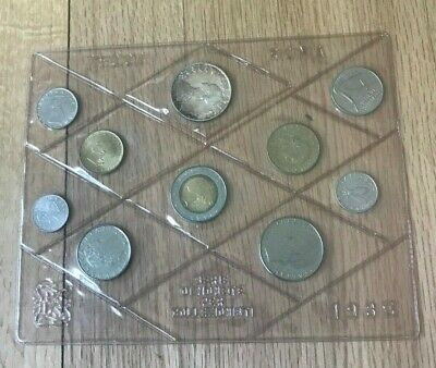 1983 Italy Uncirculated Coin Mint Set