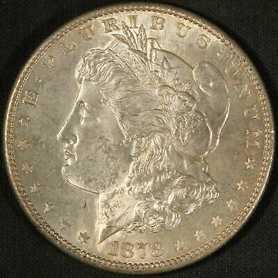 1878-S United States Morgan Silver Dollar Brilliant Uncirculated - Free Ship US