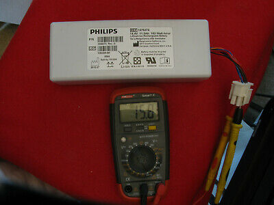 Philips 14.4V, 11.0 Ah, 163Wh Battery, 1076374 (1058272 Rev. G)