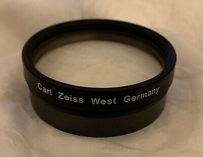 Carl Zeiss 250mm Surgical OPMI Microscope Objective Lens 48mm Thread