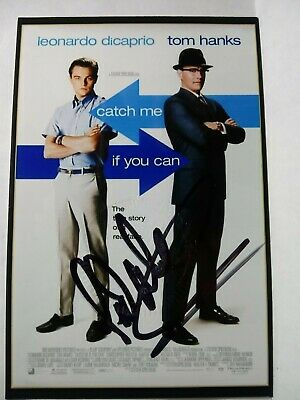 FRANK ABAGNALE Authentic Hand Signed Autograph 4X6  Photo - CATCH ME IF YOU CAN