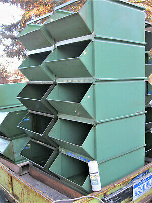 Steel Stackbin #6 Storage Shelving Workshop Shelving Stacking Bins