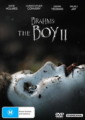 Brahms The BOY II 2 : NEW DVD