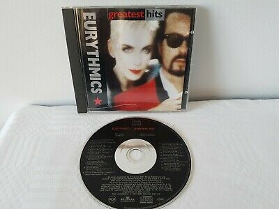 EURYTHMICS GREATEST HITS CD MUSIC ALBUM    Over 1000 End 30/31 May