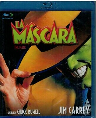 La mascara (The mask) (Bluray Nuevo)