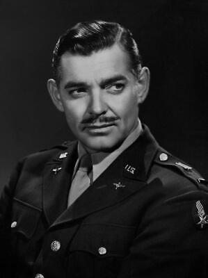 Clark Gable A4 Glossy Photo *16