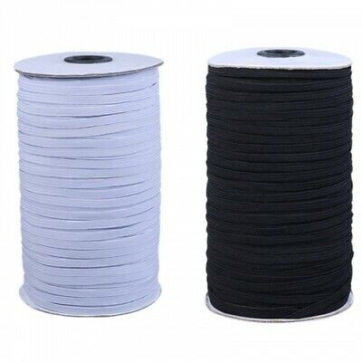 Free shipping 3mm 1/8 inch elastic for masks from Canada 10 yards