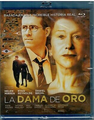 La dama de oro (Woman in Gold)  ( Bluray Nuevo)
