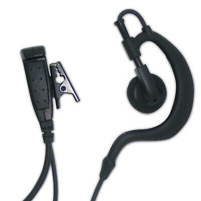 MSG MTH800 One wire adjustable Ear speaker with PTT mic