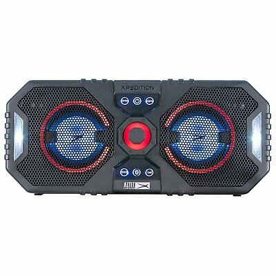 Altec Lansing Floating Bluetooth Speaker Xpedition 4 Portable Waterproof 200 W