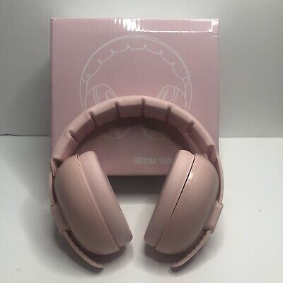 Snug Baby Earmuffs, Best Toddler & Infant Hearing Protection – Ages 0-2+ Pink