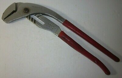 Witco G 299 Pipe Wrench Plumbers Pliers, Made in U.S.A.