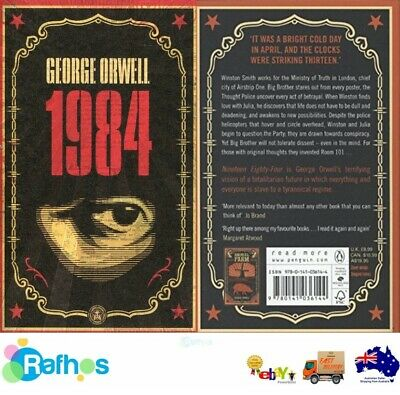 1984 Mass Market Paperback – 1 September 2008 by George Orwell First Edition