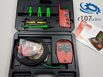 NEW Power Probe ECT3000 Open & Short Circuit Finder Auto Electrical Tester