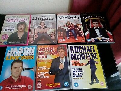 Stand-up Comedy Dvd Bundle x7