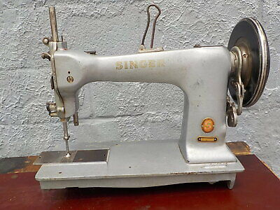 Industrial Sewing Machine Singer 12W225 jump baster