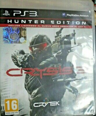 Gioco originale PS 3 CRYSIS 3