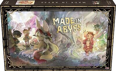 ★ Made in Abyss ★ Intégrale - Edition Collector Limitée A4 [Blu-ray] + DVD