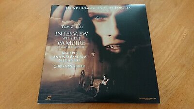 Interview With The Vampire - Laserdisc