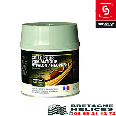Pot De Colle Hypalon 400Ml Nauticolle 24 Bi-Composant