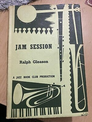 Jam Session By Ralph Gleason Book