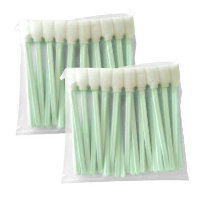 Cleaning Swab Sticks Multipurpose Spiral Tip Industrial Sponge Stick Cleaning