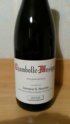 Chambolle Musigny 2010 Georges Roumier
