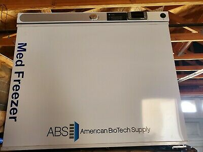 ABS American Biotech Supply medical Freezer