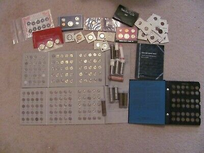Coin Collection  Silver Sets Key dates tons of coins - ALL COINS SHIP