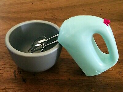 American Girl Doll - Hand Mixer and Bowl from Baking Accessories