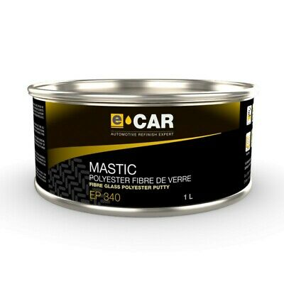 Mastic Fiber Of Glass 1Lecar EP340 Bodywork Automobile Polyester