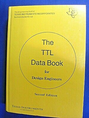 The TTL Data Book for design engineers