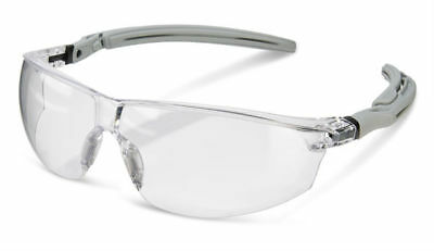 Safety Clear Ergo Temple Anti-Fog and Anti-Scratch Spectacles