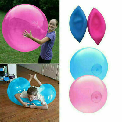 Large Wubble Bubble Ball Super Inflatable Antistress Ballon Outdoor Water Toys #