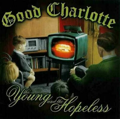 Good Charlotte - The Young and the Hopeless CD Album 2003