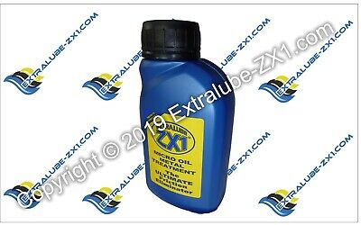Extralube ZX1 Micro Oil Friction Eliminator 250ml - Official UK Seller