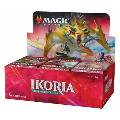Magic Ikoria, Lair of Behemoths Booster Box (English)