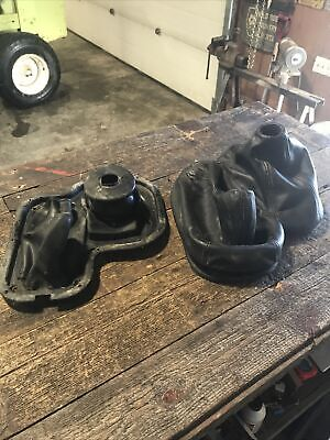 1994-1997 Dodge Ram 1500 2500 3500 4X4 Manual Transmission Shifter Boots Boot