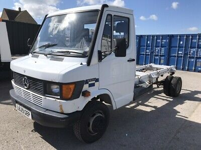 MERCEDES-BENZ 410D chasis cab 2.9D 1994 May