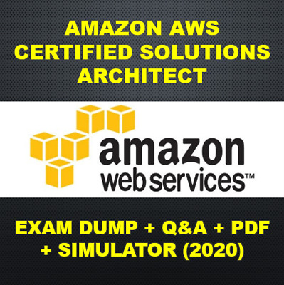 Amazon AWS Certified Solutions Architect Pro Exam Q&A PDF & SIM 2020