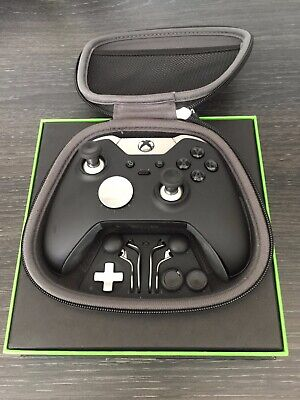 Microsoft Xbox One Elite Wireless Controller - Black
